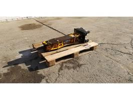 Zerkleinerer und Hammer - Anbaugerät JCB 100 CW05
