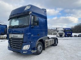 cab over engine DAF XF 460 XF460 SSC, ACC, Intarder, 2 Tanks 2017