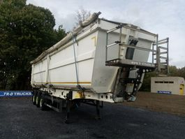 Kipper Auflieger Schmitz Cargobull tipper 3 axles 50m3 steel/steel 3 axles 2012