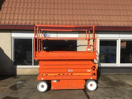 scissor lift wheeld Skyjack sj4632 2014