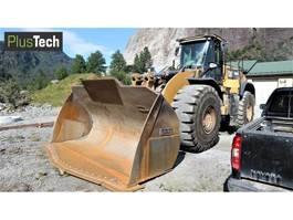 wheel loader Caterpillar 980M 2016
