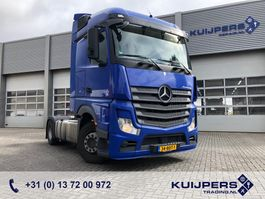 cab over engine Mercedes-Benz Actros 1942 / StreamSpace / 2 Tanks / 25x in stock!! 2014