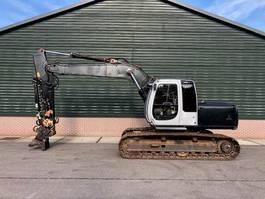 crawler excavator Fiat -Hitachi EX 165 2003