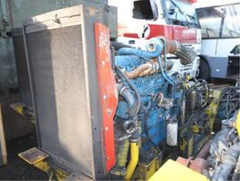 engine equipment Valmet 634 DS
