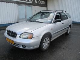 estate car Suzuki Baleno 1.9 , Airco 1998