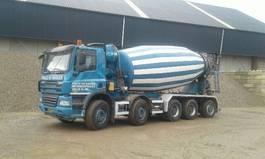 concrete mixer truck DAF CF 85.410 2009