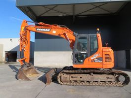 crawler excavator Doosan DX 140 LCR 2015
