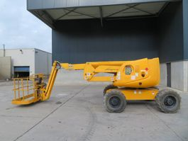 articulated boom lift wheeled Haulotte HA 16 SPX 2008