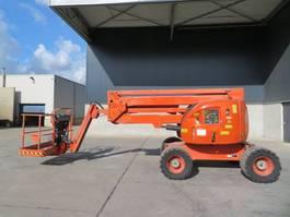articulated boom lift wheeled JLG 450 AJ 2007