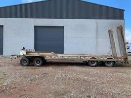 lowloader trailer Kaiser R4004F1 1998
