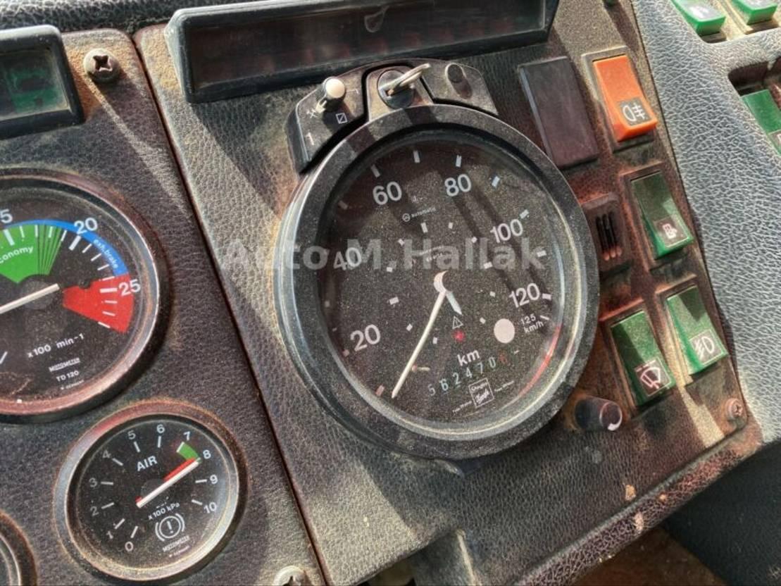 Standard SZM Volvo F12 Turbo Spring / Blatt / Klima  / Hydraulic