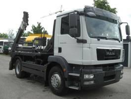 container truck MAN 18340TGM