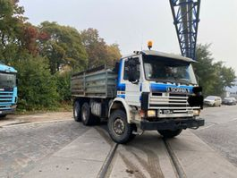 other trucks Scania 113 360.380 tipper 6x4.Manual.Full Spring.In top