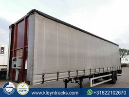 sliding curtain semi trailer Fruehauf ONCRS 22-110A 2004