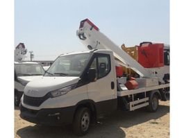 chassis lcv Iveco Daily 35c16 Lift 14 meter New 25 x in Stock 2020