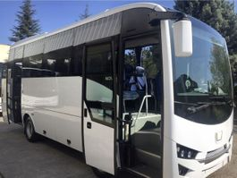 tourist bus Isuzu NEW Novo only 4800 km !!!! new 2020