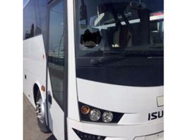 tourist bus Isuzu Visigo Euro 6 D !! Lux Stock directly !! AUTOMATIK !! 2020