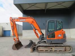 mini digger crawler Doosan DX 85 R-3 2015