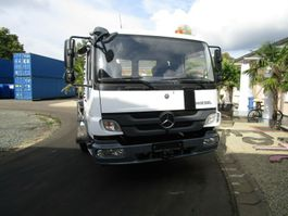 chassis cab truck Mercedes-Benz Wiesel/WBH/Mafi/Wechsel/Kamag/Rangier/Umsetzer/ 2016