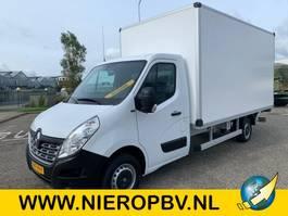 closed box lcv < 7.5 t Renault Master bakwagen laadklep airco 1700 km 2019