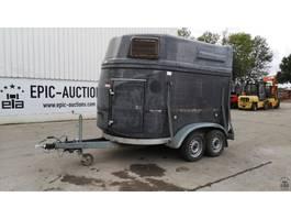 horse car trailer Boeckmann C 20 1997