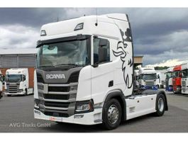 cab over engine Scania R450 Retarder / Leasing 2018