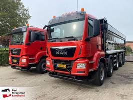 tipper truck > 7.5 t MAN TGS 49.440 10x4 EURO 6 2 stuks op voorraad! 2016