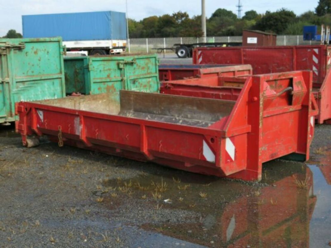 container truck Diversen ANDERE 2008