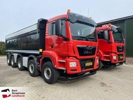 tipper truck > 7.5 t MAN TGS 49.440 10x4 EURO 6 2 stuks op voorraad 2016
