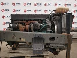 Engine truck part Volvo Occ Motor Volvo D12A380 EC93