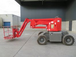 articulated boom lift wheeled Haulotte HA 12 PX 2006
