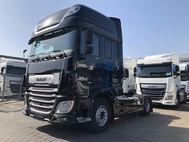 cab over engine DAF X480 SSC 2 tanks / Leasing 2017