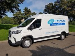 closed lcv Maxus Deliver 9 2020