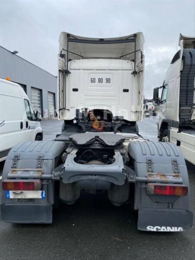 Standard SZM Scania G 400 Retarder / Klima / Euro 5 /