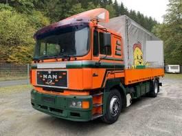 tilt truck MAN 19.403 ** Klima / Retarder / Schlafkabine ** 1997
