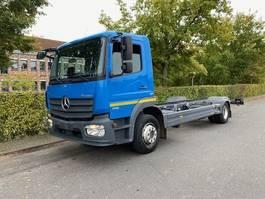 camión chasis cabina Mercedes-Benz Atego 1318 L ClassicSpace - Model 2017 - ( 1218 ) 2016
