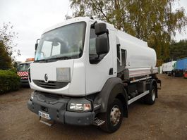 tank truck Renault Midlum 220 DCI 4x4 tankwagen 2006