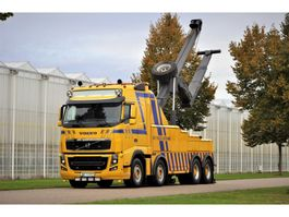 tow-recovery truck Volvo FH16 2009