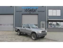 pickup lcv Toyota Hilux 4X4 1.5 CAB 2001