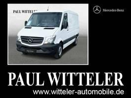 closed lcv Mercedes-Benz Sprinter 313 CDI L2/H1,Klima,AHK,,Leder,ESP,ABS 2016