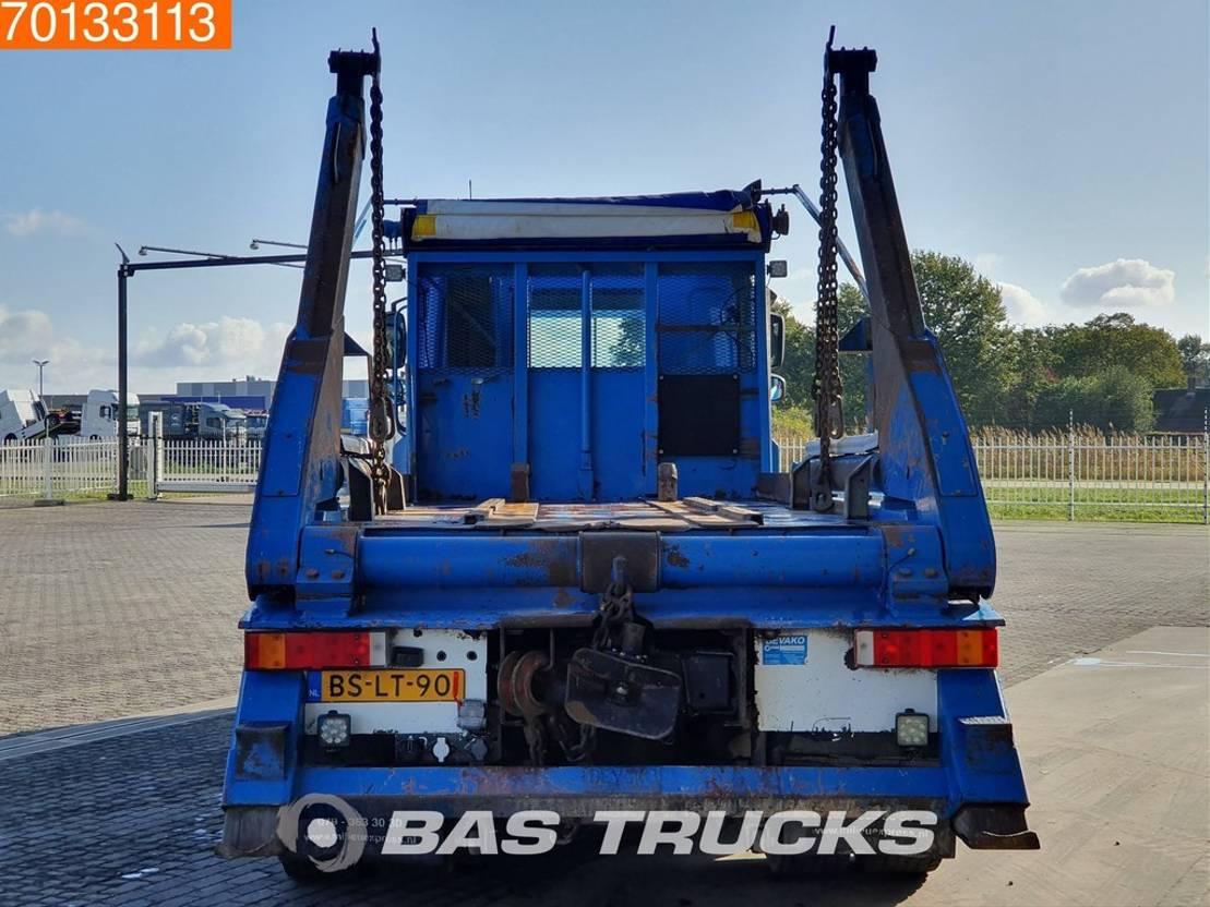 container truck DAF CF 85 360 6X2 Manual Lenkachse Euro 5 2006