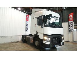 cab over engine Renault T460 VOITH CERTIFIED RENAULT TRUCKS FRANCE 2016