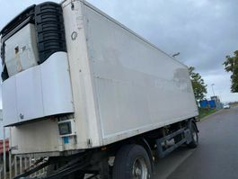 refrigerated trailer Ackermann kühl Carrier Maxima 1000