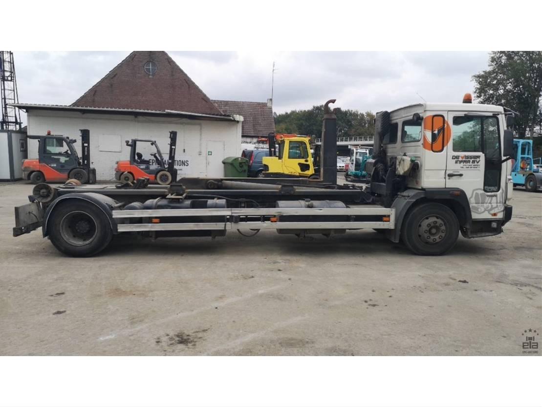 container truck Volvo FL6 .150