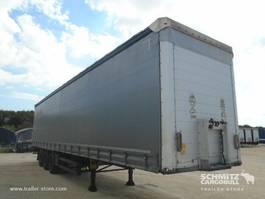 sliding curtain semi trailer Schmitz Cargobull Curtainsider Standard 2016