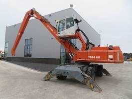 wheeled excavator Atlas Terex 1804 Material Handler / Industry crane 2006