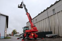 other aerial platform Manitou MRT2540 Roto Funk Bühne+4 Leasing 2007