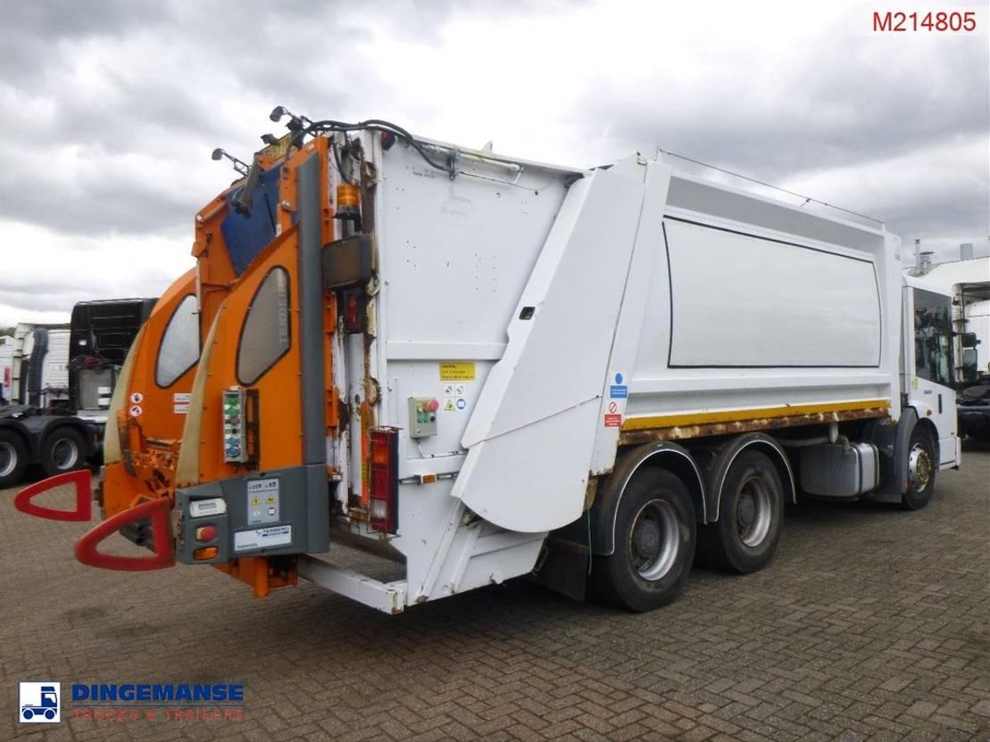 garbage truck Mercedes-Benz Econic 2629 6x4 RHD Farid refuse truck 2008