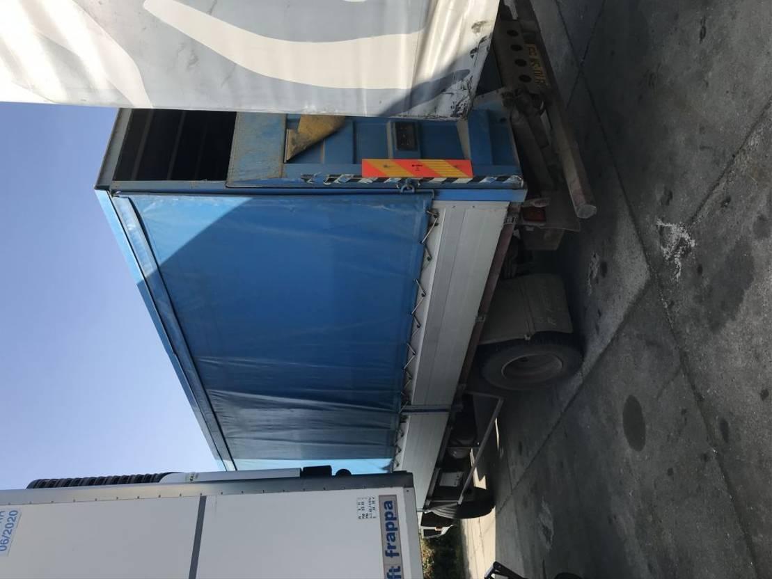 closed box truck > 7.5 t Mercedes-Benz Mercedes 809 ecoliner 1994
