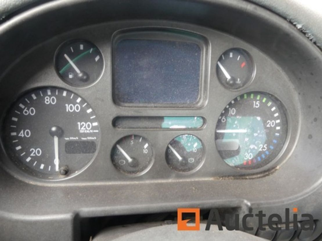 container truck DAF 85.38 2008